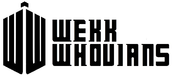 Wekk Whovians Logo - Small Rectangle