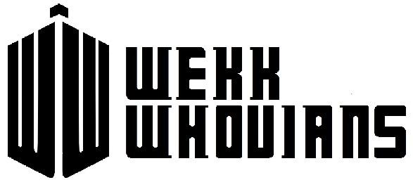 Wekk Whovians Logo - Small Rectangle