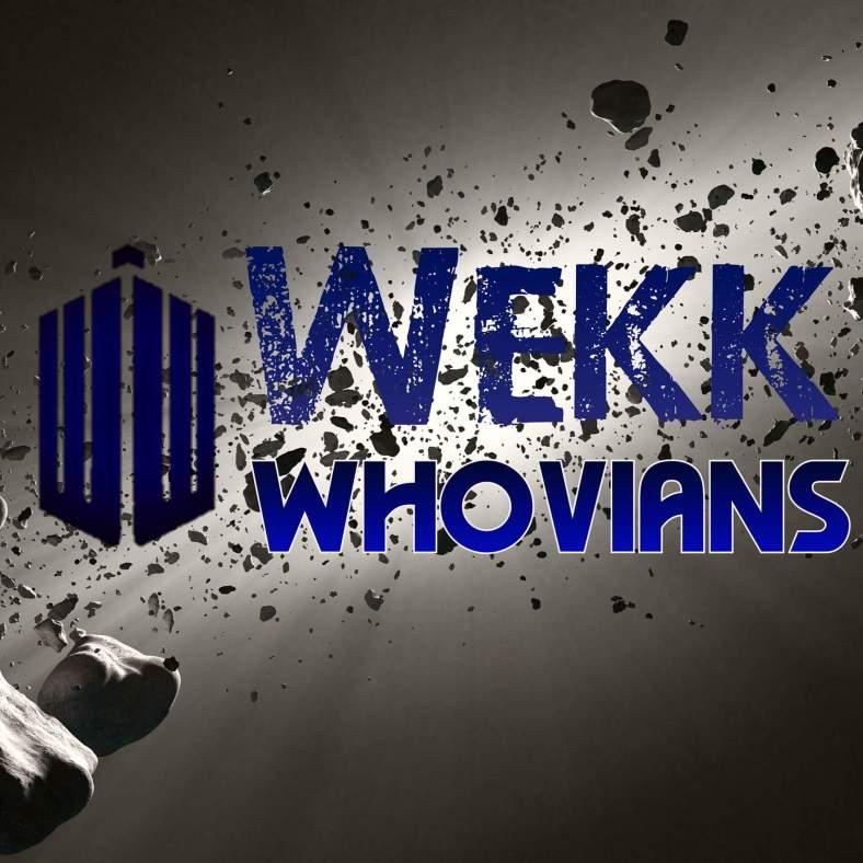 Wekk Whovians Logo - Series 2